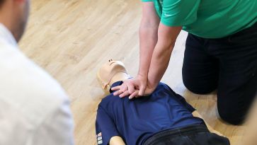First Aid Training - Latest changes