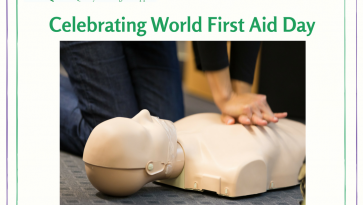 Celebrating World First Aid Day!