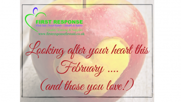 Looking after your heart this February (and those you love!) Part 2