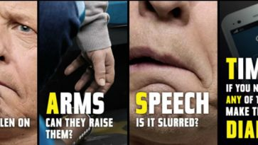 First Aid Tips - How to deal with a stroke