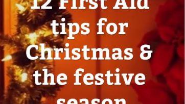 12 tips for Christmas and the holiday season