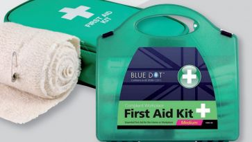 The top 8 things to keep in your first aid kit.