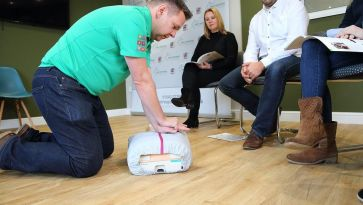 Why should you learn first aid?  Here are our top 13 reasons!