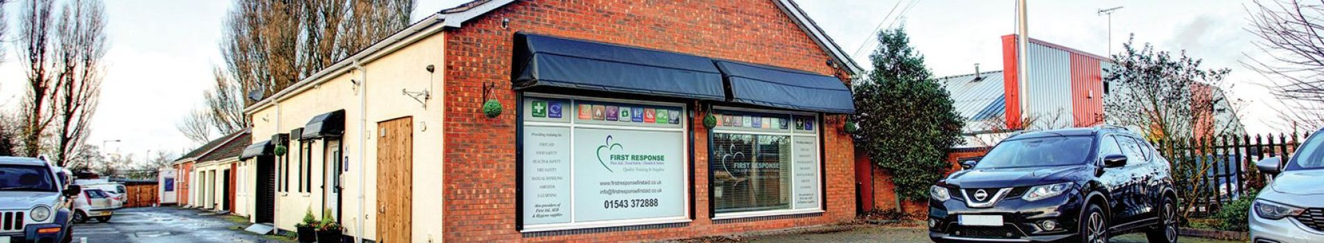 First Response (First Aid) Ltd Offices